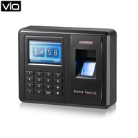 F5 Direct Factory TCP/IP,RFID keypad Fingerprint Access Network Biometric TCP/IP T&A System Fingerprint Scanner Connected By USB