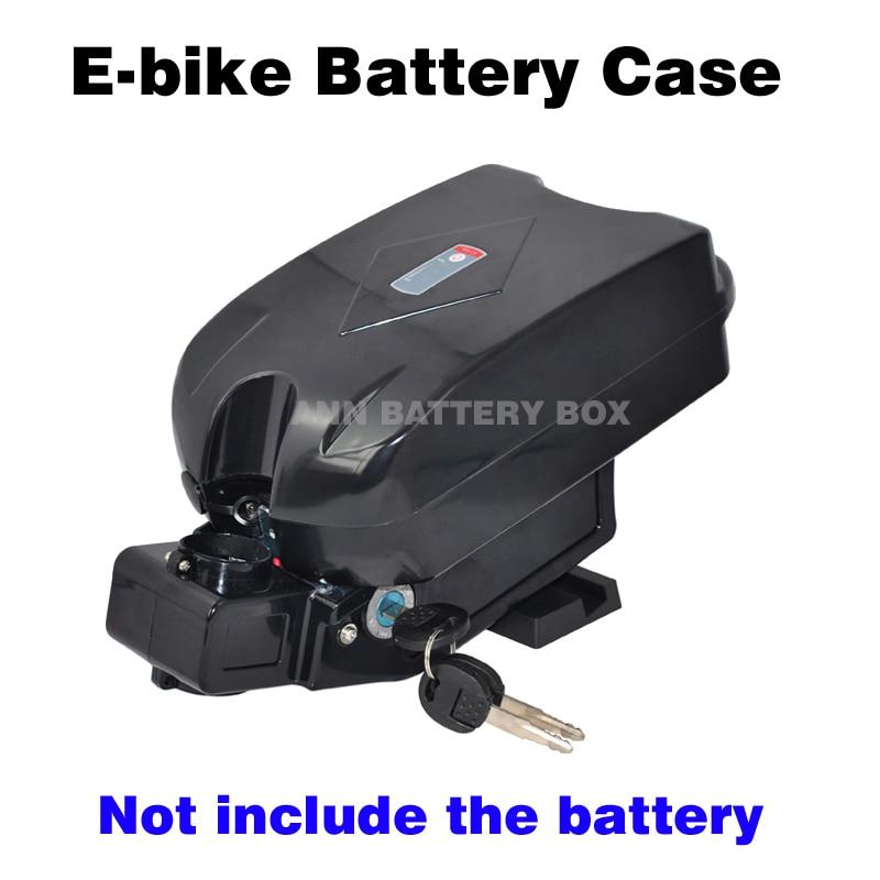 Free Shipping 36V lithium battery box E bike battery case 36V little frog battery box case