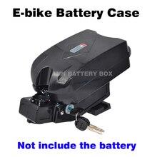 Kostenloser Versand 36V lithium batterie box E bike batterie fall 36V kleiner frosch batterie box/fall nicht die batterie
