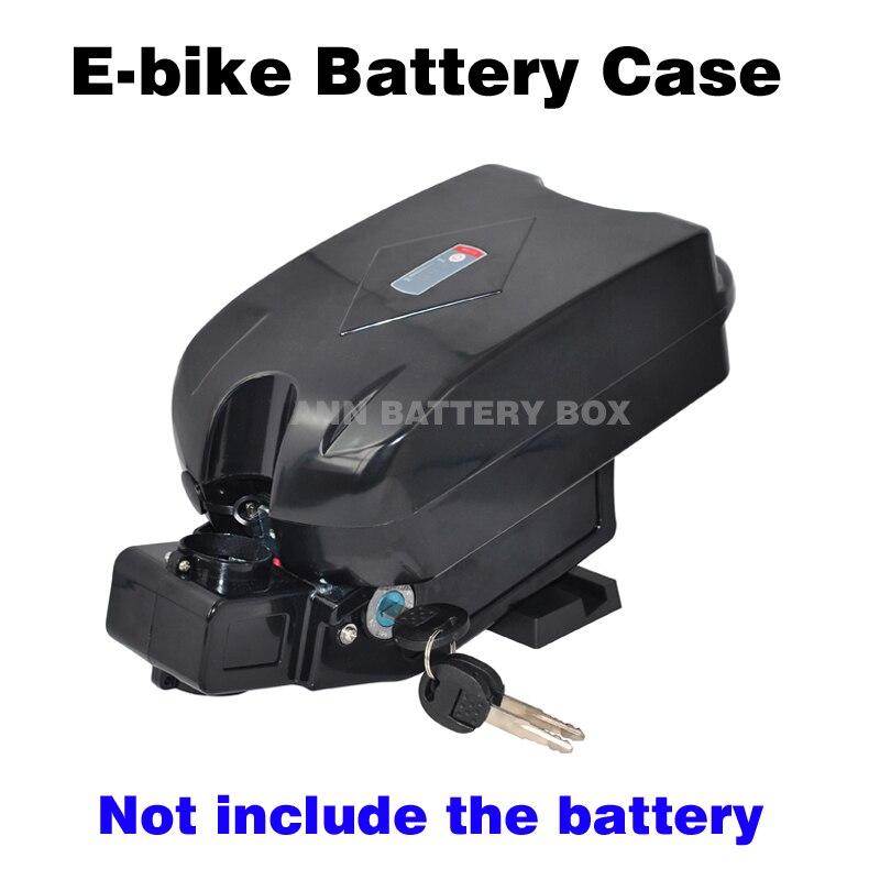 Livraison gratuite 36 V lithium batterie boîte e bike batterie boîtier 36 V petite grenouille batterie boîte/étui ne pas inclure la batterie-in Batterie Accessoires from Electronique    1