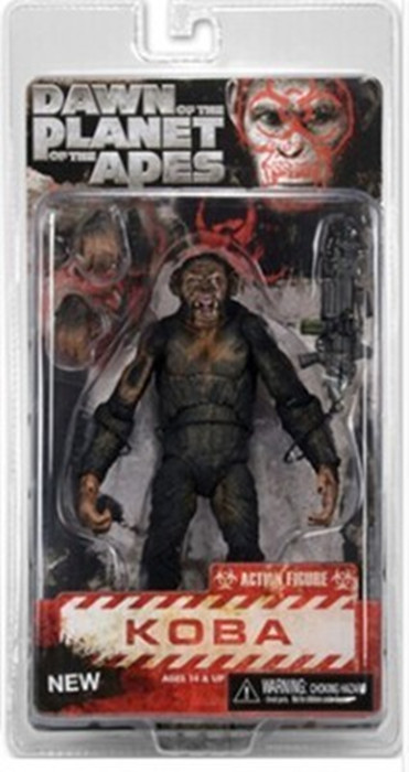 ALEN NECA 29033 7inch Planet of the Apes Rise 2 Dawn of War 2TH 3 Editions action figures New box in stock видеоигра для pc медиа rise of the tomb raider 20 летний юбилей
