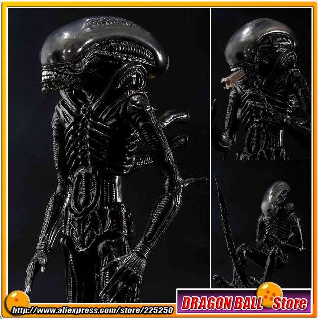 Oyuncaklar ve Hobi Ürünleri'ten Aksiyon ve Oyuncak Figürleri'de Orijinal BANDAI Tamashii Milletler SHM/S. H. MonsterArts Oyuncak Aksiyon Figürü Alien Büyük Chap'da  Grup 1
