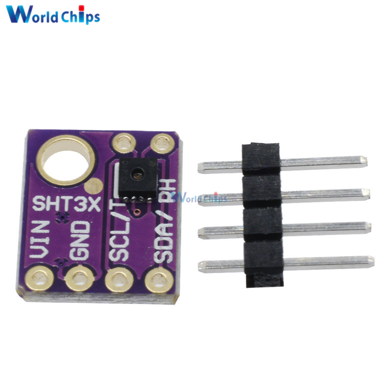 SHT30-D SHT30 Temperature Humidity Sensor Breakout Weather For Arduino