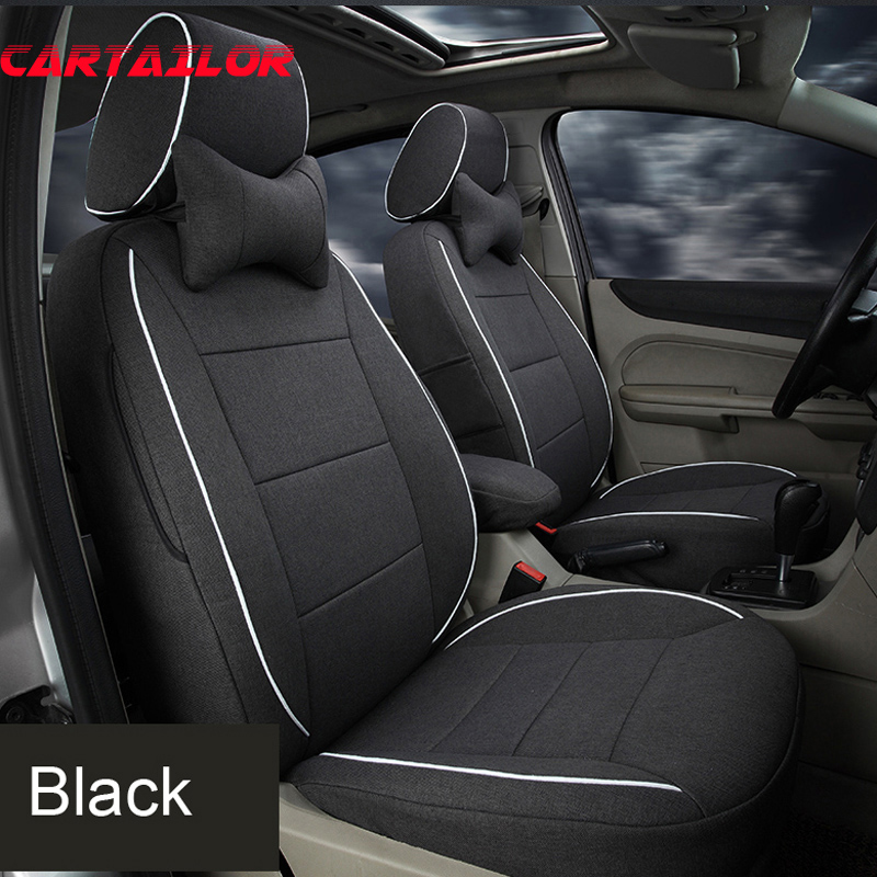Surprising Us 307 02 49 Off Cartailor Custom Cover Seats For Lexus Es300 Es350 Es250 Es330 Series Car Seat Cover Set Linen Cloth Seat Covers Support Black In Gmtry Best Dining Table And Chair Ideas Images Gmtryco