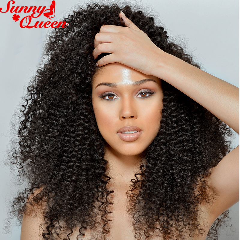 Aliexpress Com Buy Kinky Curly Lace Front Human Hair