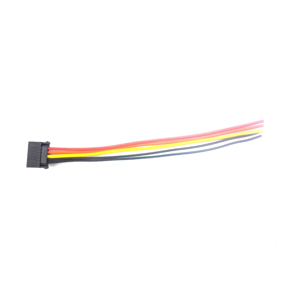 Wire Harness Connector Loom For Peugeot 206 307 Heater Fan Resistor Wiring 6450jp 9636618080 In Car Switches Relays From Automobiles Motorcycles On