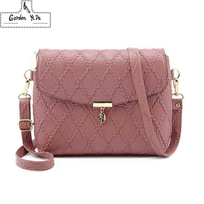9fc67409fc8 NEW Small Handbags women leather Shoulder mini bag Crossbody bag Sac a Main  Femme Ladies Messenger Bag Long Strap Female Clutch