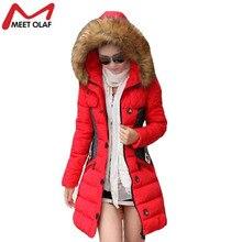 Winter Jacket Women Coat Lady Down Cotton Female Slim Parka Overcoat Casual Winter jackets and Coats Plus Size Parkas YL004