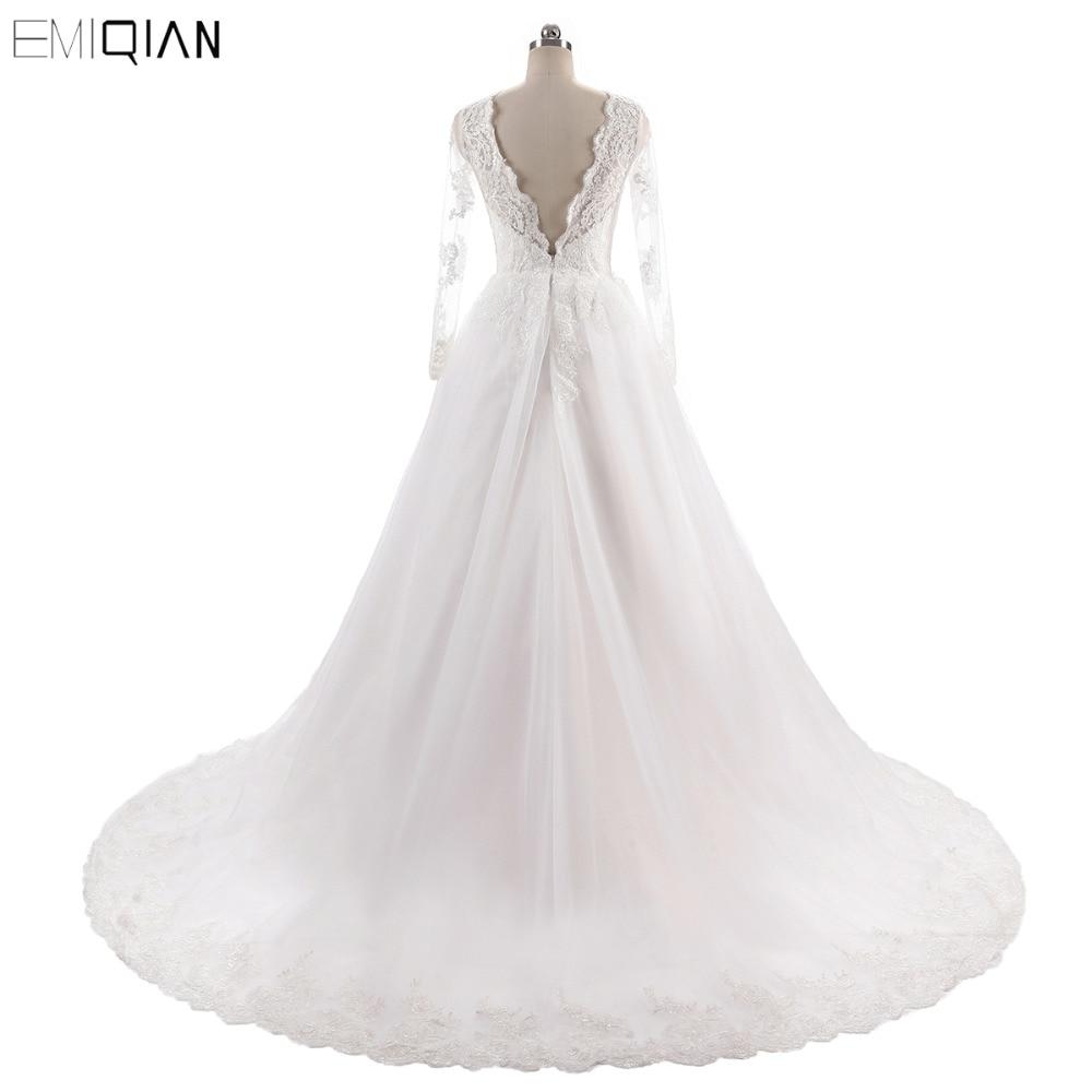 Vestido de noiva Vintage rochii de mireasa rochii de mireasa Rochii - Rochii de mireasa - Fotografie 2