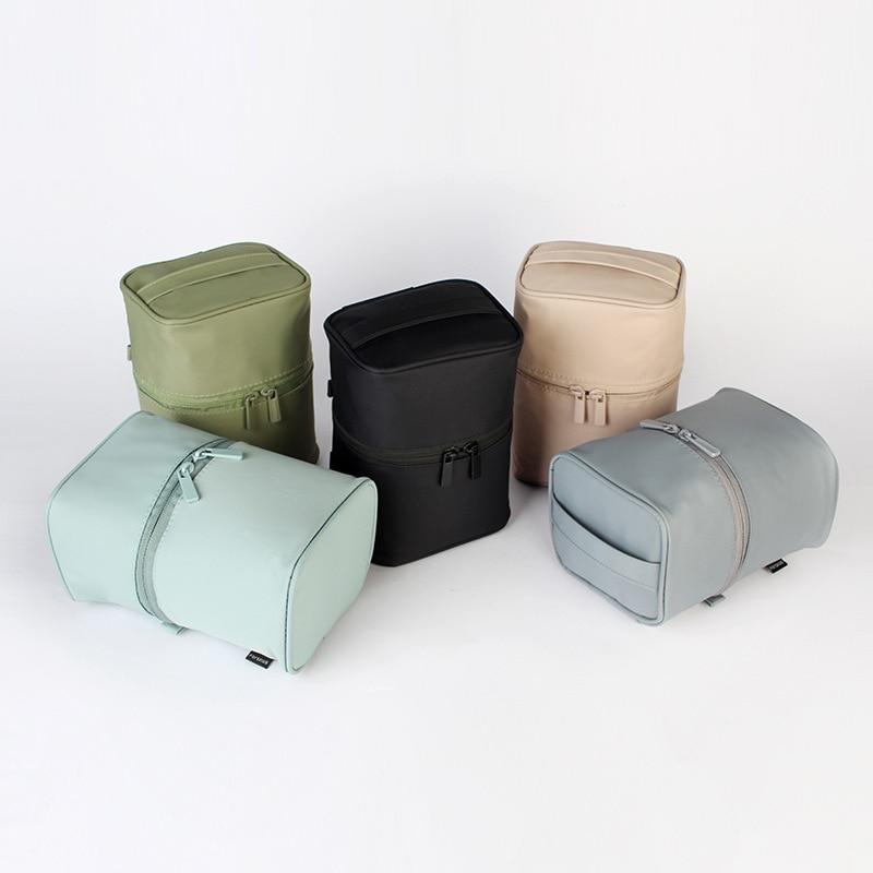 Women Waterproof Cosmetic MakeUp Bag Travel Organizer For Toiletries Toiletry  Makeup Storage