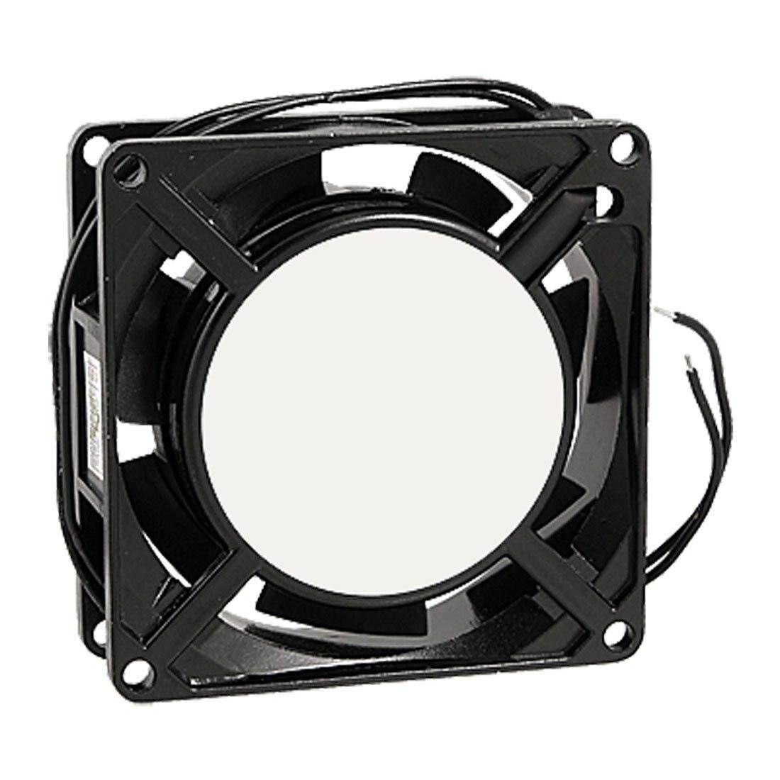 Élimination de la chaleur 80x80x25mm AC 220-240 V Axial Refroidisseur Ventilateur