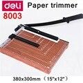 [ReadStar] Deli 8003  ручной триммер для бумаги  размер 380x300 мм (15