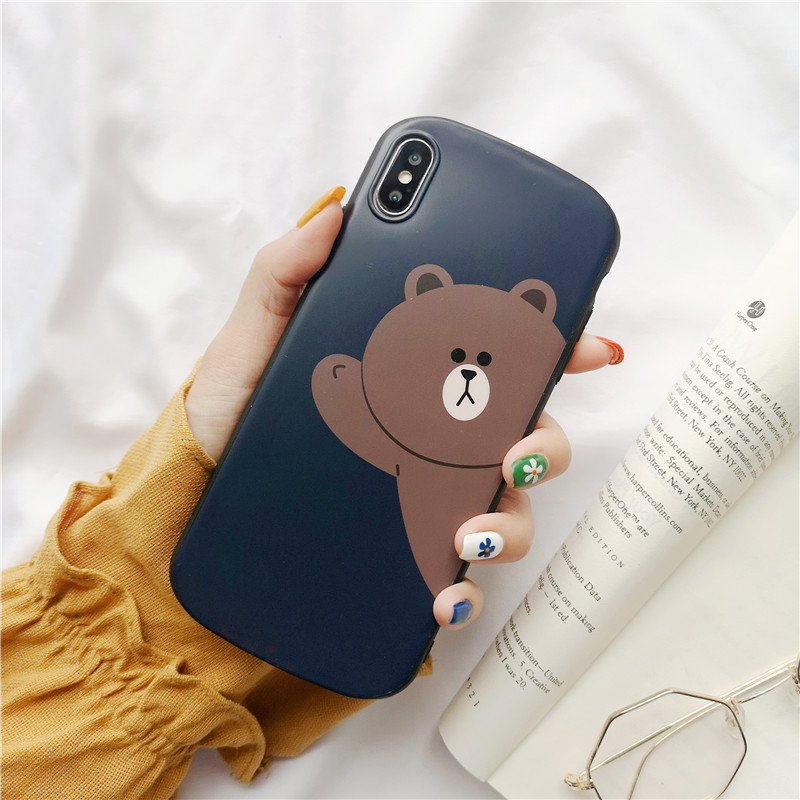 All kinds of cheap motor iphone xr case cute couple in All B