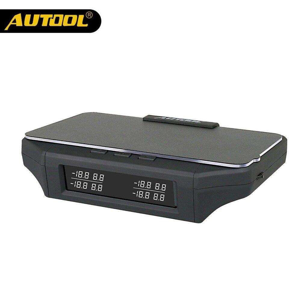 AUTOOL X360 Voiture TPMS HUD Head Up Display Surveillance de Pression Des Pneus Capteur Thermomètre OBD2 3IN 1 Auto OBD 2 II moniteur De Diagnostic