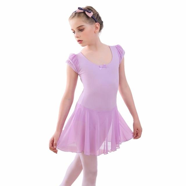9ebe7d7a1 Professional Ballet Tutu Child Gymnastics Leotard Dress for Childre ...