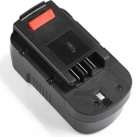 ФОТО power tool battery,B&D 18VB 2000mAh,FSB18,BD1834L,BD-1834L,B-8317,BPT1049,FSB 14,A18 ,HPB18,FS180BX,FS18BX,244760-00,FS18JV