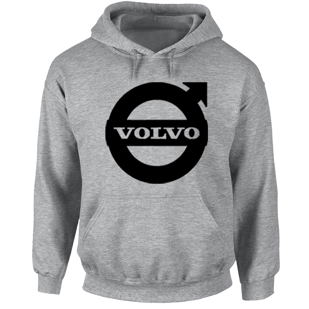 VOLVO Symbol Car Styling Unisex Hoodies Men Women Girl Boy One Of A Kind Sweatshirt Off White Hip Hop Jackets Hoody Clothing
