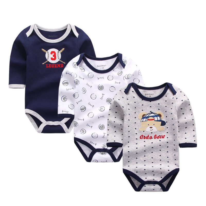 Baby clothes new design baby bodysuits for newborn boy Baby clothing designers