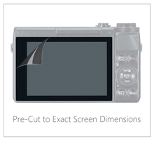 2x LCD Screen Protector Protective Film for Canon EOS M3 M5 M6 M10 Mirrorless Digital Camera
