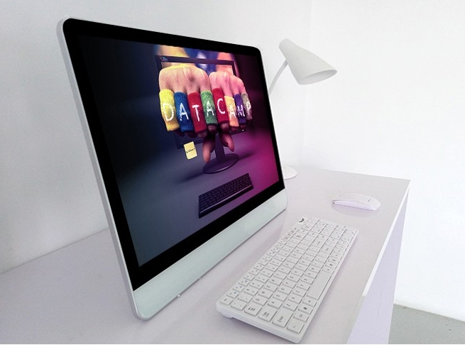 21.5 23.5 27 inch pC with CPU i3i5i7 OS Android Windows all one pc desktop Quad core 1GB DDR3 8GB pc desktops