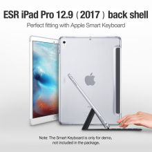 Case for iPad Pro 12.9 2017, ESR Hard Back Case Perfect Match with Smart Keyboard Slim Fit Back Shell Cover for iPad Pro 12.9-in Tablets & e-Books Case from Computer & Office on Aliexpress.com | Alibaba Group