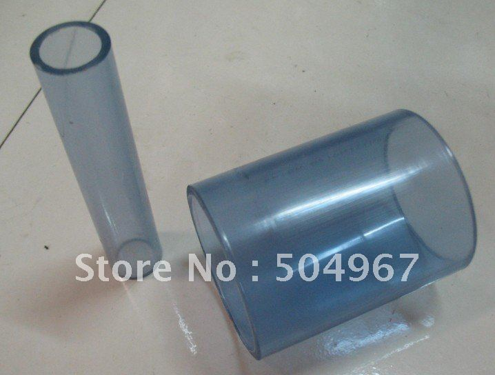 Clear pvc pipe upvc pipes dn mm thickness din