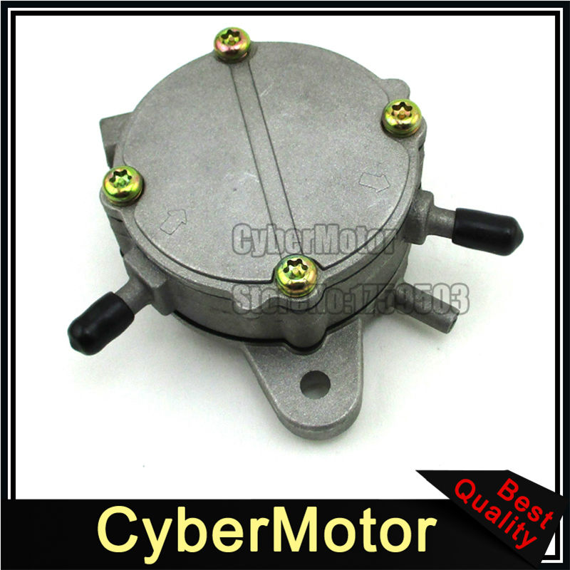 Moped Fuel Pump For Roketa MC-13-250 MC-54-250 MC-54B-250 MC-68A-250 MC-79-250 Scooter