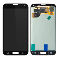 10PCS Lot Replacement Display Compatible For Samsung Galaxy S5 G900 G900F LCD With Touch Screen Digitizer