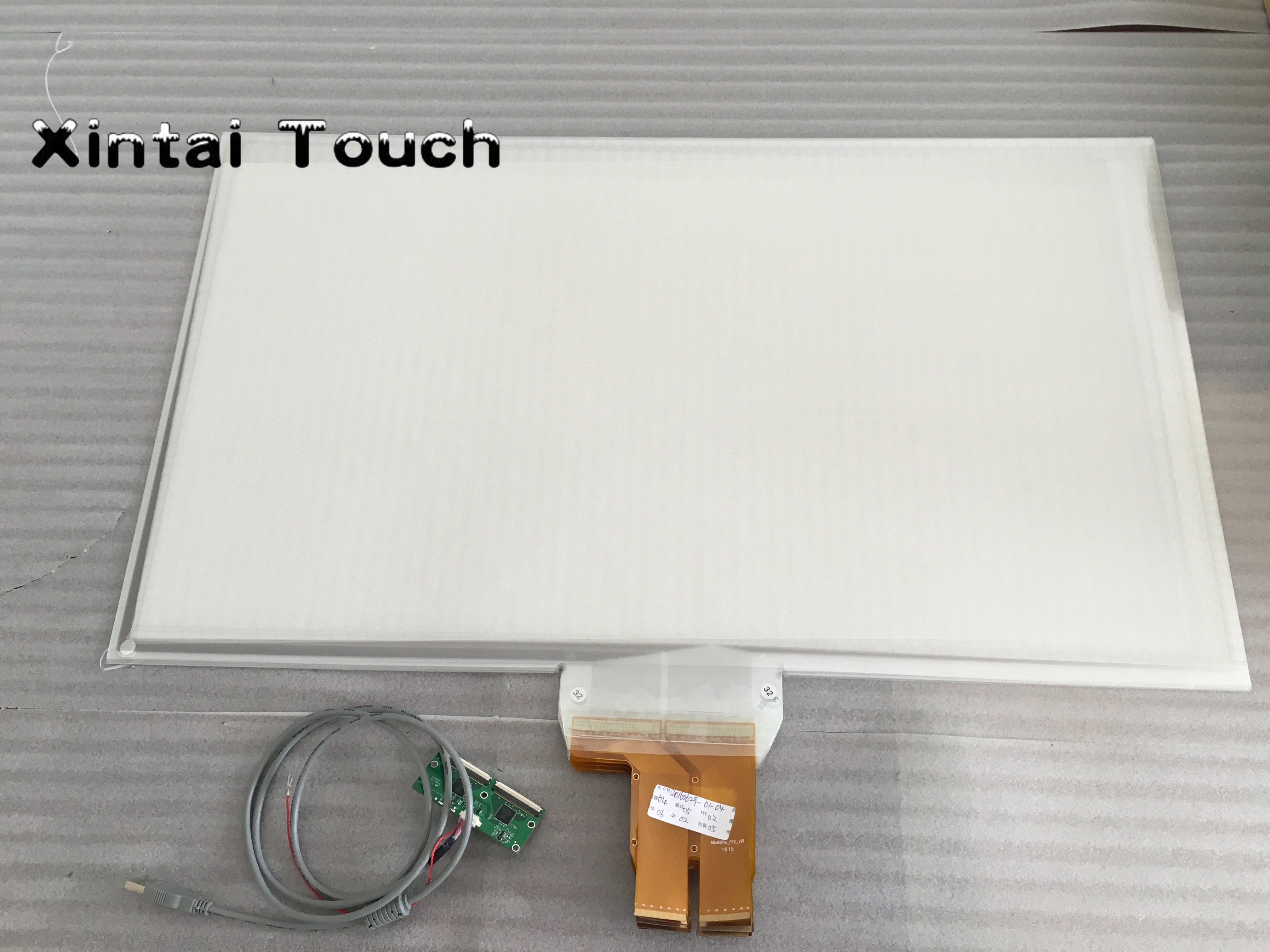 Xintai Touch Fast Shipping 23.8 Transparent Interactive Touch Foil Film,Capacitive Multi Touch Foil Film for LCD MonitorXintai Touch Fast Shipping 23.8 Transparent Interactive Touch Foil Film,Capacitive Multi Touch Foil Film for LCD Monitor
