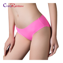 Ultra-thin Women Seamless Traceless Sexy lingerie Underwear Panties Briefs