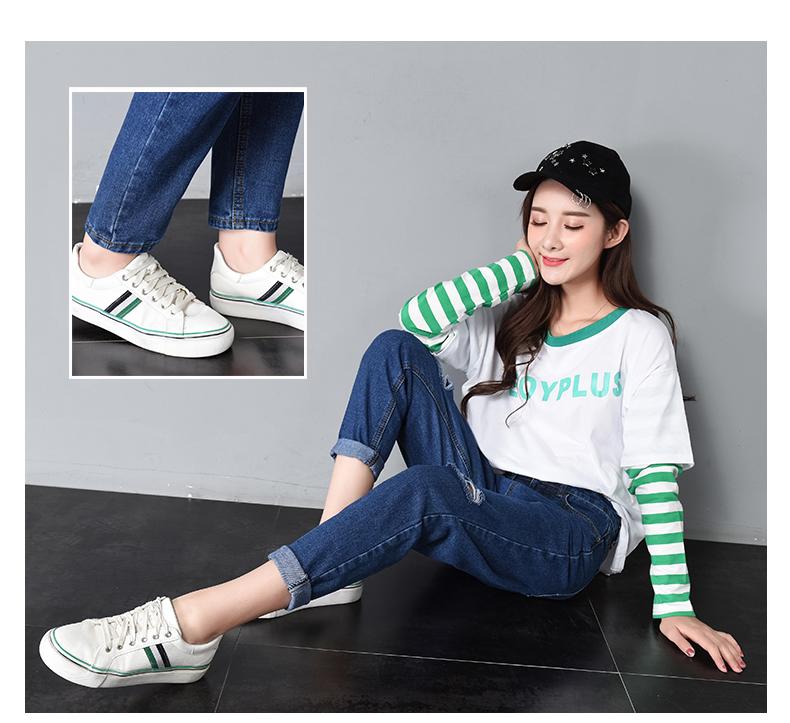 HTB1b95 SpXXXXalaXXXq6xXFXXXA - Women High Waist Jeans Ripped Solid JKP127
