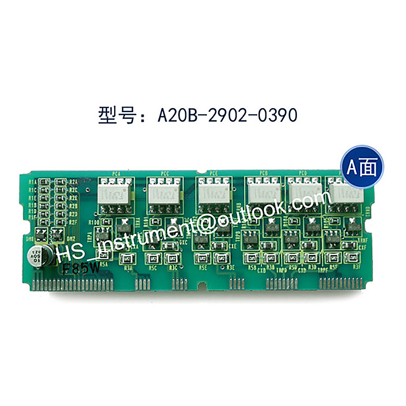 NEW ORIGINAL A20B-2902-0390 FANUC A20B 2902 0390 12 Months Warranty new sexy high cut backless bandage one piece swimsuit with skirt high neck patchwork swimwear striped blue beach bathing suits