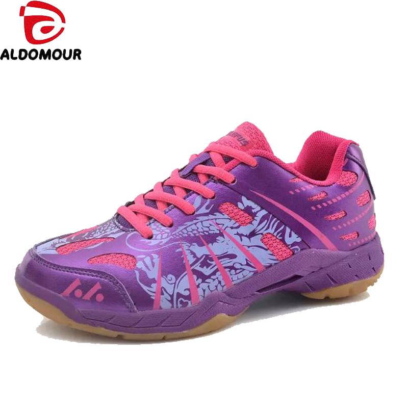 san francisco 03d04 384ec ALDOMOUR Volleyball Shoes For Men Women Volleyball Sneakers Couples  Breathable Sneaker Indoor Sport Tennis Shoes cxl-in Volleyball Shoes from  Sports ...