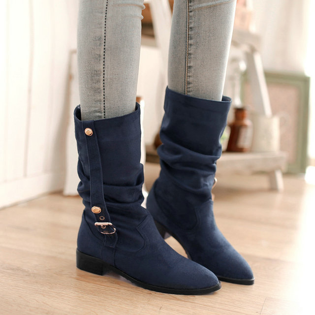 Compare Prices on Low Heel Western Boots- Online Shopping/Buy Low
