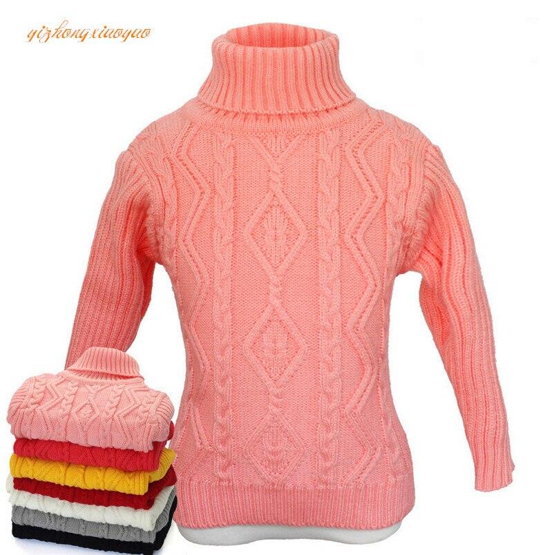 2016 Bayi Laki-laki Perempuan Sweater Anak Anak Unisex Musim Dingin - Pakaian anak anak