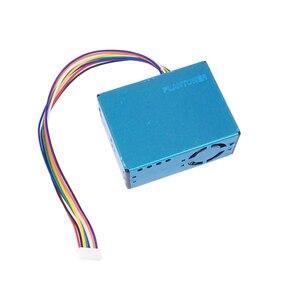 Бесплатная доставка 2 шт. Высокоточный pms5003 G5 pm2.5 датчик детектора пылезащитный лазерный датчик для PM2.5