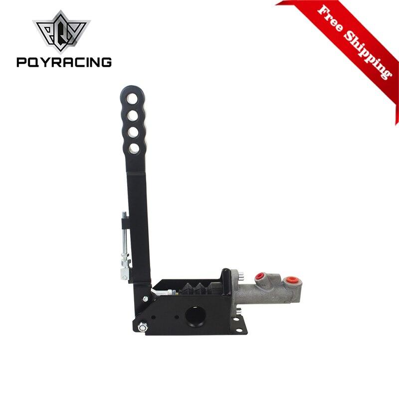 Livraison gratuite maître-cylindre de frein à main hydraulique 0.70, Type professionnel Vertical, type WRC, course à la dérive PQY3631