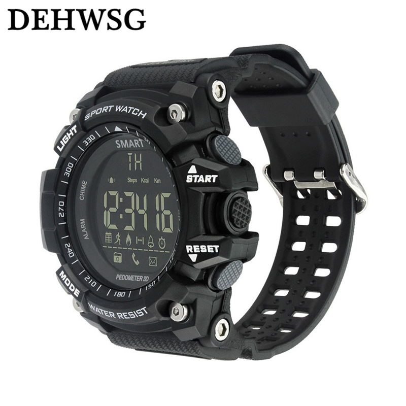 New Smart Watch EX16 relogio invicta IP68 Waterproof men Smart Electronics Call Message Reminder Alarm clock For iPhone XS CASIO Invicta Watch Group
