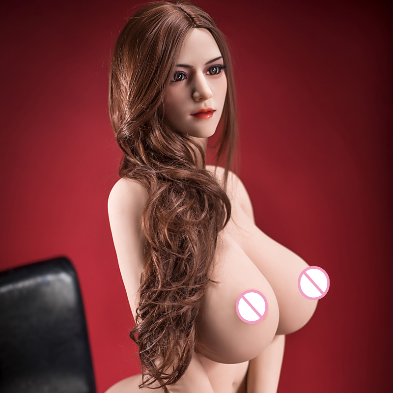 Silicone Sex Doll for Men 150cm Super Big Chest Breast Anal Vagina Oral Realistic Sex Toys Masturbator Love DollSilicone Sex Doll for Men 150cm Super Big Chest Breast Anal Vagina Oral Realistic Sex Toys Masturbator Love Doll