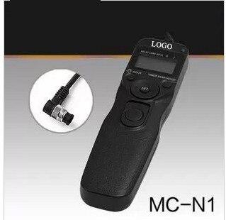 MC-30 Таймер Пульт Дистанционного Спуска Затвора MC-N1 для Nikon D700 D300 D200 D300s D3