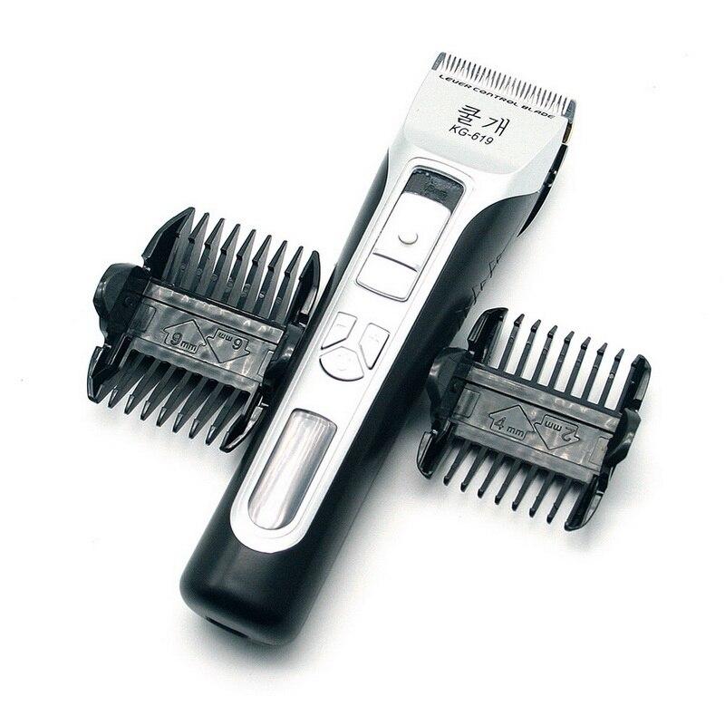 1set silver hairdressing hair trimmer