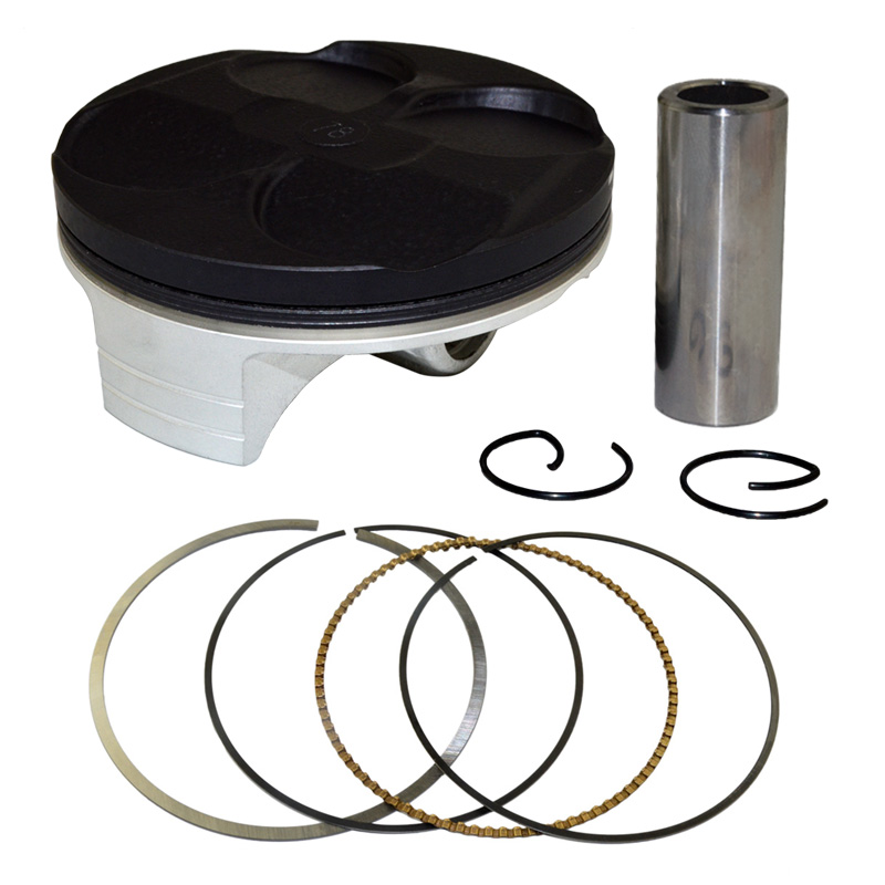 Motorcycle Cylinder Bore Size 78mm Piston Rings Kit For HONDA CRF250R 2004-2007 CRF250X 2004-2009 2012-2013