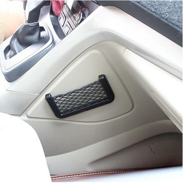 1pcs Car Carrying Bag Stickers For Mercedes W203 W204 W205 W211 Benz Cadillac ATS SRX CTS For Lexus RX RX300 Porsche Accessories 2