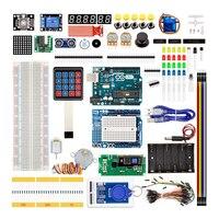 Arduino Ultimate Starter Kit Including Ultrasonic Sensor UNO R3 LCD1602 Screen For Arduino Mega2560 UNO Nano