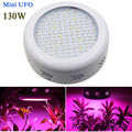 Newest Mini Full Spectrum 130W LED Plant Grow Light Lamps Red+Blue+UV+IR AC85~265V Best For Plant Flower and Veg Medicine
