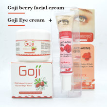 Original goji facial cream eye cream Goji cream face Whitening skin care Anti wrinkle eye cream Remove dark circles under eyes(China)