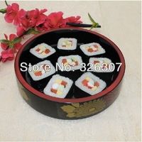 Japanese Sushi artificial food model customize Side dishes simulation emulation models fake manufacturer custom Kimbap model