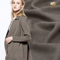 Languid Is Lazy Time Low Twill Wool Imported Ultra Soft Delicate Joker Wool Cloth Fabric Diy