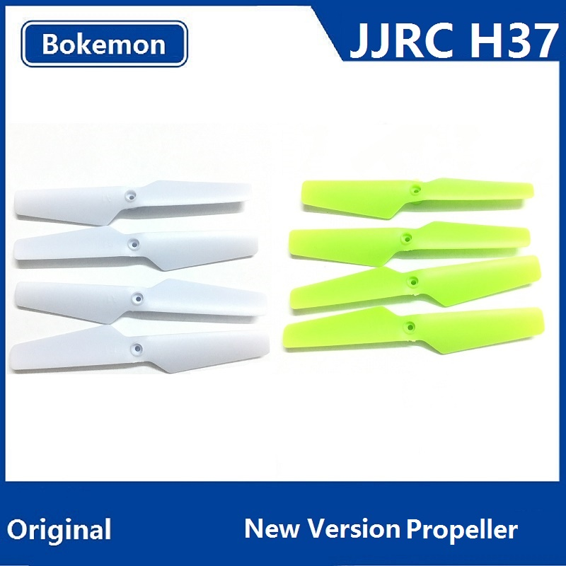 Newest Version JJRC H37 ELfie RC Quadcopter Spare Parts Propeller Blades set CW CCW