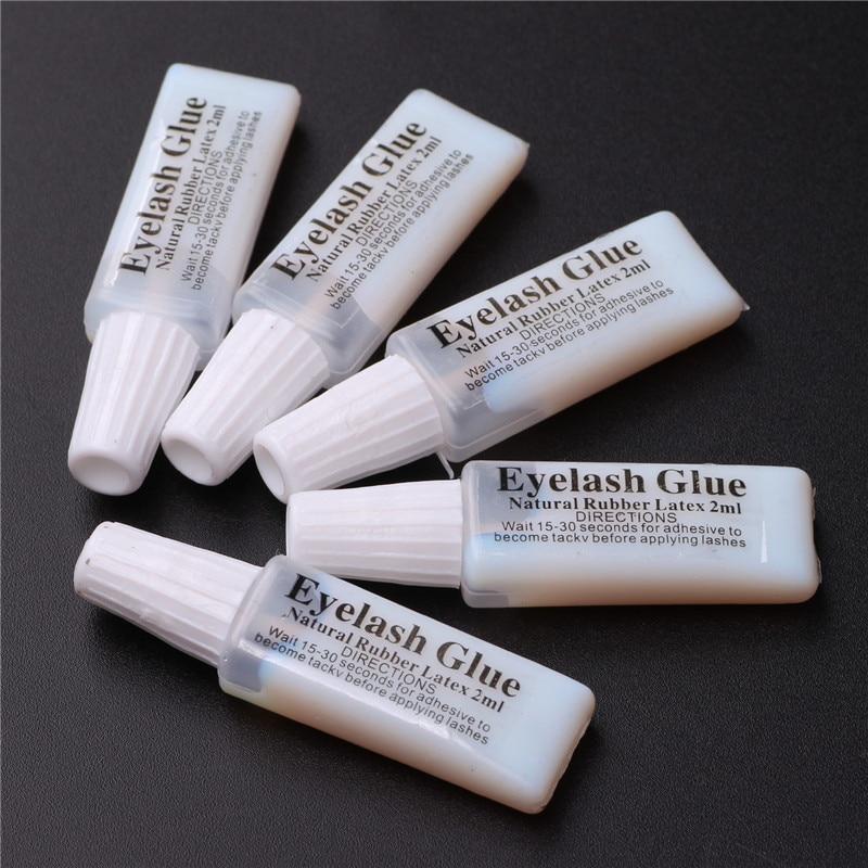 1g White False Eyelashes Glue Eye Lashes Adhesive Eye Makeup Tools